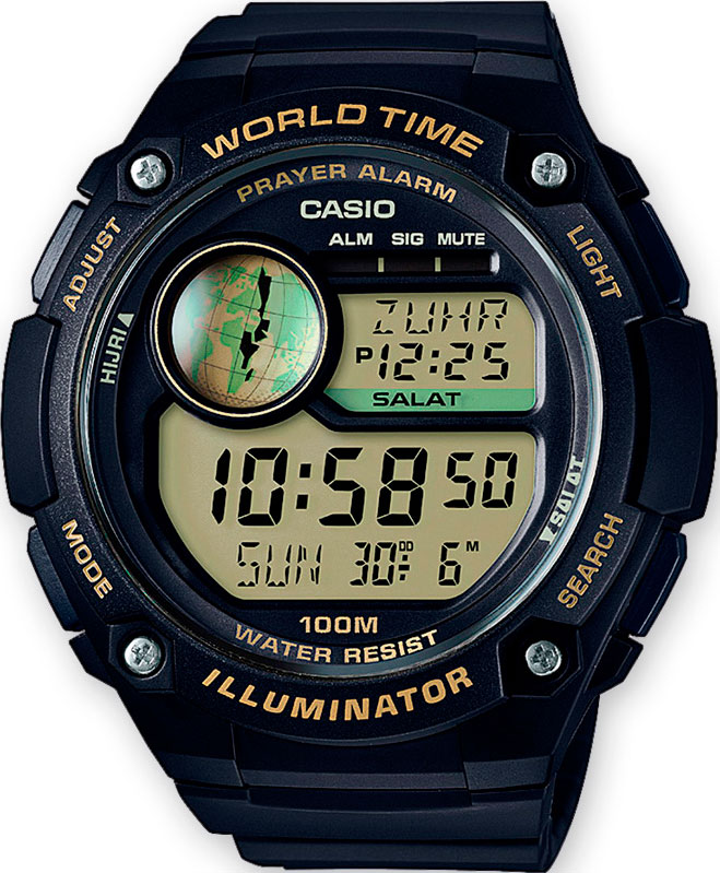 Купить Японские часы Casio CPA-100-9A