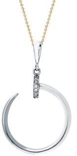 Подвеска Mostar Jewellery CRT134-N-W