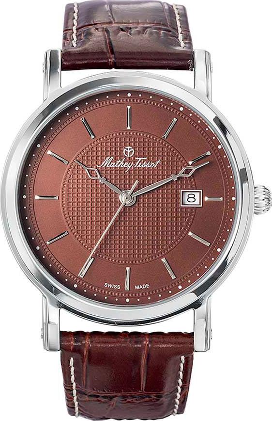 Купить Швейцарские часы Mathey-Tissot City D31186AM