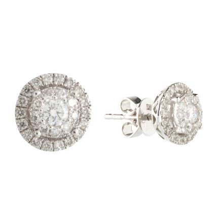 Серьги NeoGold Diamond Collection D 31EWD