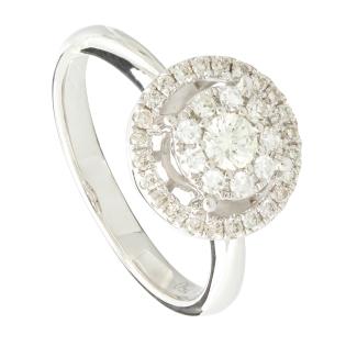 Кольцо NeoGold Diamond Collection D 31RWD