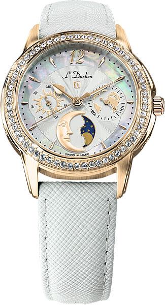 Купить Швейцарские часы L`Duchen Celeste D 737.26.33