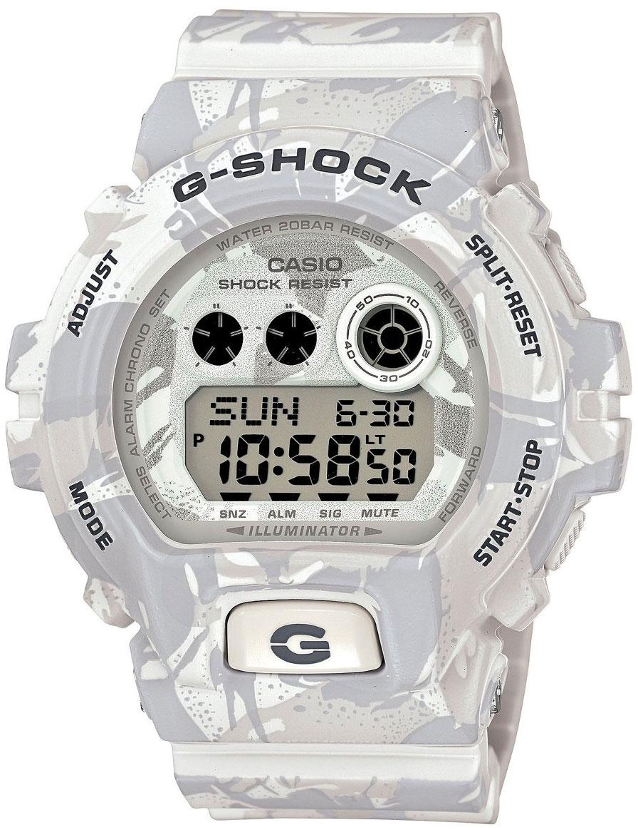 Casio G-shock GD-X6900MC-7EНаручные часы<br>Японские часы Casio G-shock GD-X6900MC-7E<br><br>Пол: Мужские<br>Страна-производитель: Япония<br>Механизм: Кварцевый<br>Материал корпуса: Пластик<br>Материал ремня/браслета: Каучук<br>Водозащита, диапазон: None<br>Стекло: Минеральное<br>Толщина корпуса: 20,4 мм<br>Стиль: None
