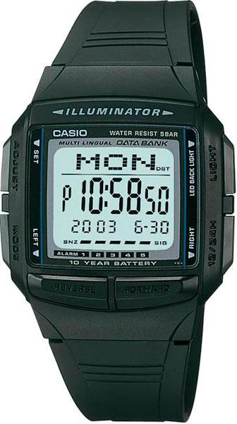 Купить Японские часы Casio DB-36-1