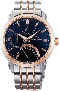 Orient Star Retrograde DE00004D