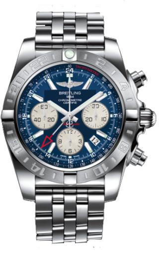 Breitling Chronomat 44 GMT AB042011/C851/375A