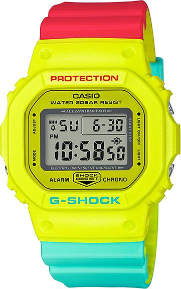 Купить Casio G-Shock DW-5600CMA-9E, Мужские, Япония
