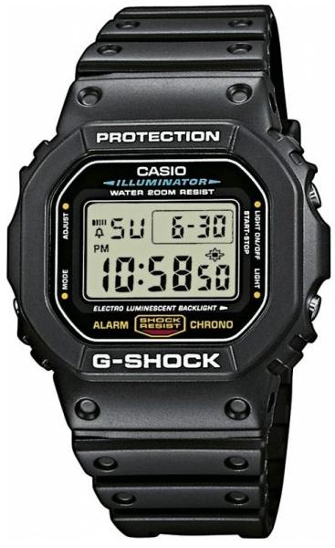 Купить Японские часы Casio G-shock G-Classic DW-5600E-1V