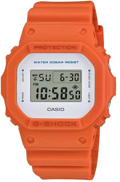 Casio G-shock G-Classic DW-5600M-4EНаручные часы<br>Японские часы Casio G-shock G-Classic DW-5600M-4E<br><br>Пол: Мужские<br>Страна-производитель: Япония<br>Механизм: Кварцевый<br>Материал корпуса: Пластик<br>Материал ремня/браслета: Пластик<br>Водозащита, диапазон: None<br>Стекло: Минеральное<br>Толщина корпуса: 13,4 мм<br>Стиль: None