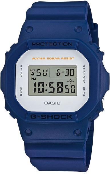 Casio G-shock G-Classic DW-5600M-2EНаручные часы<br>Японские часы Casio G-shock G-Classic DW-5600M-2E<br><br>Пол: Мужские<br>Страна-производитель: Япония<br>Механизм: Кварцевый<br>Материал корпуса: Пластик<br>Материал ремня/браслета: Пластик<br>Водозащита, диапазон: None<br>Стекло: Минеральное<br>Толщина корпуса: 13,4 мм<br>Стиль: None