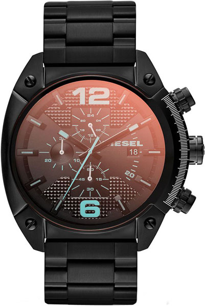 Купить Итальянские часы Diesel Overflow DZ4316