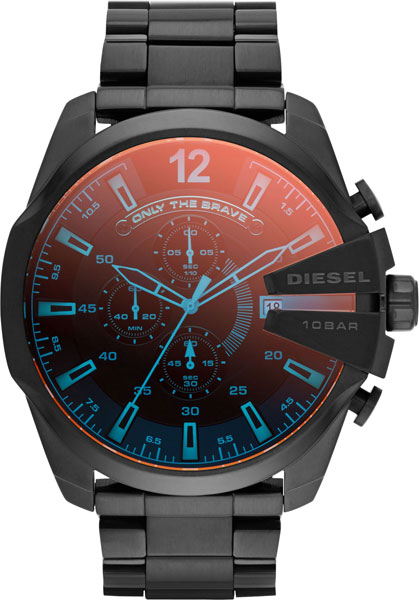 Купить Итальянские часы Diesel Mega Chief DZ4318