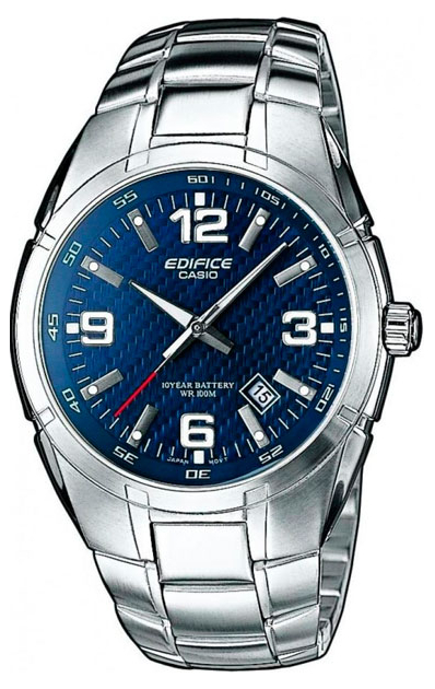 Японские часы Casio Edifice EF-125D-2A  - купить со скидкой