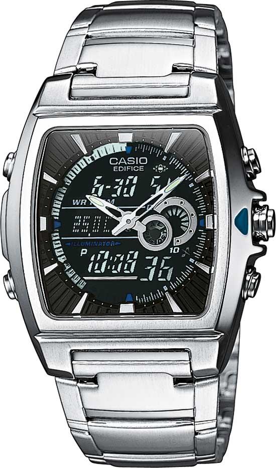 Японские часы Casio Edifice EFA-120D-1A  - купить со скидкой