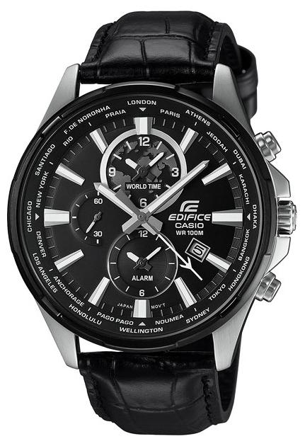 Купить Японские часы Casio Edifice EFR-304BL-1A