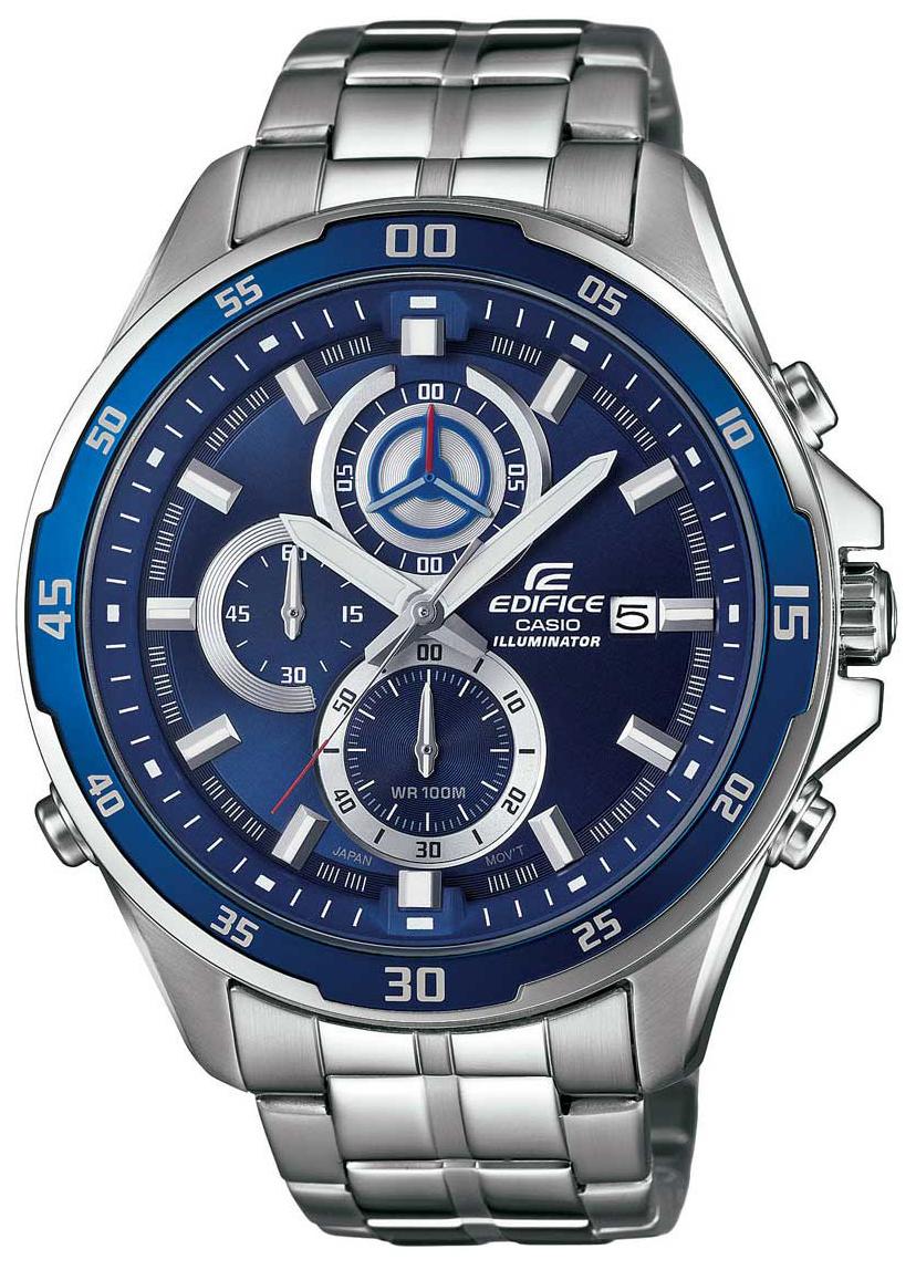 Японские часы Casio Edifice EFR-547D-2A  - купить со скидкой
