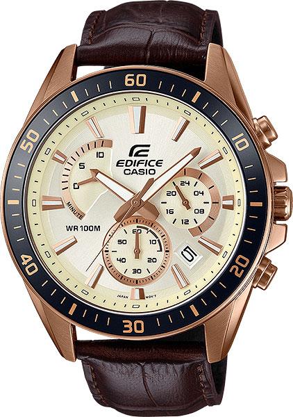 Купить Японские часы Casio Edifice EFR-552GL-7A