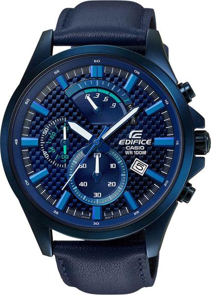 Купить Японские часы Casio Edifice EFV-530BL-2A