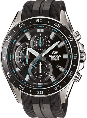 Купить Японские часы Casio Edifice EFV-550P-1AVUEF