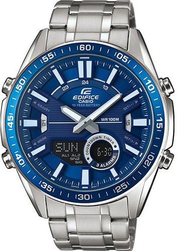 Купить Японские часы Casio Edifice EFV-C100D-2AVEF