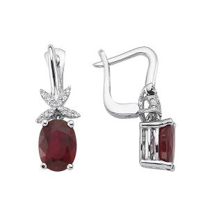 Mostar Jewellery EMK11350-14-W