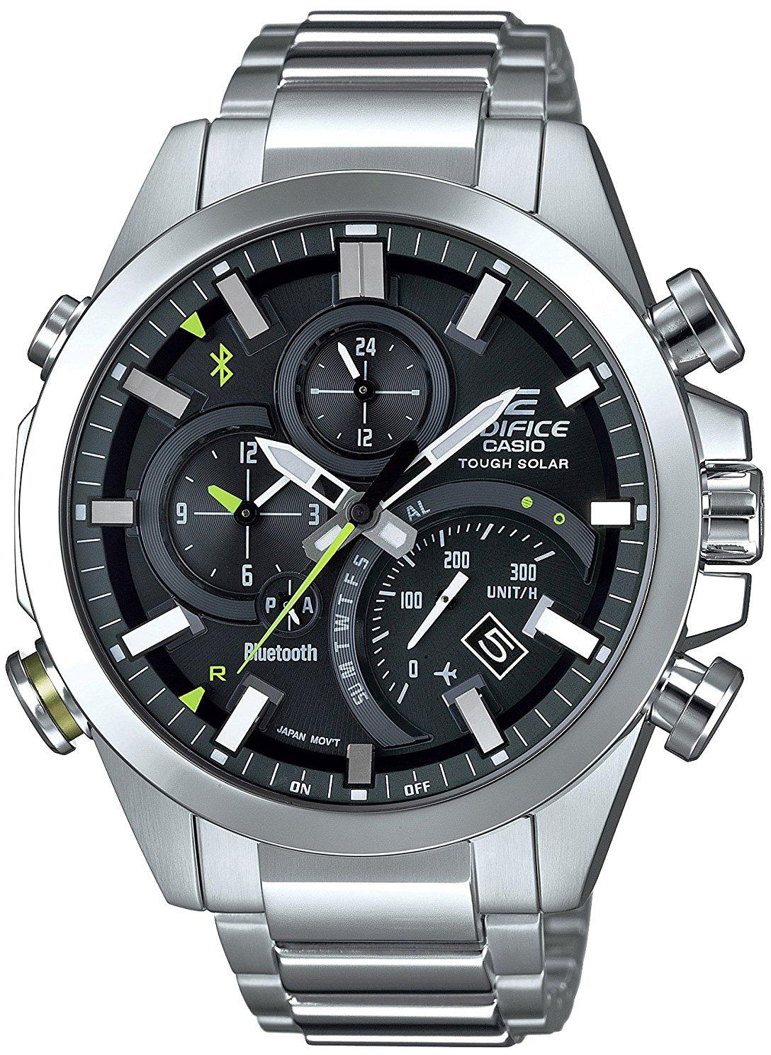 Купить Японские часы Casio Edifice EQB-501D-1A