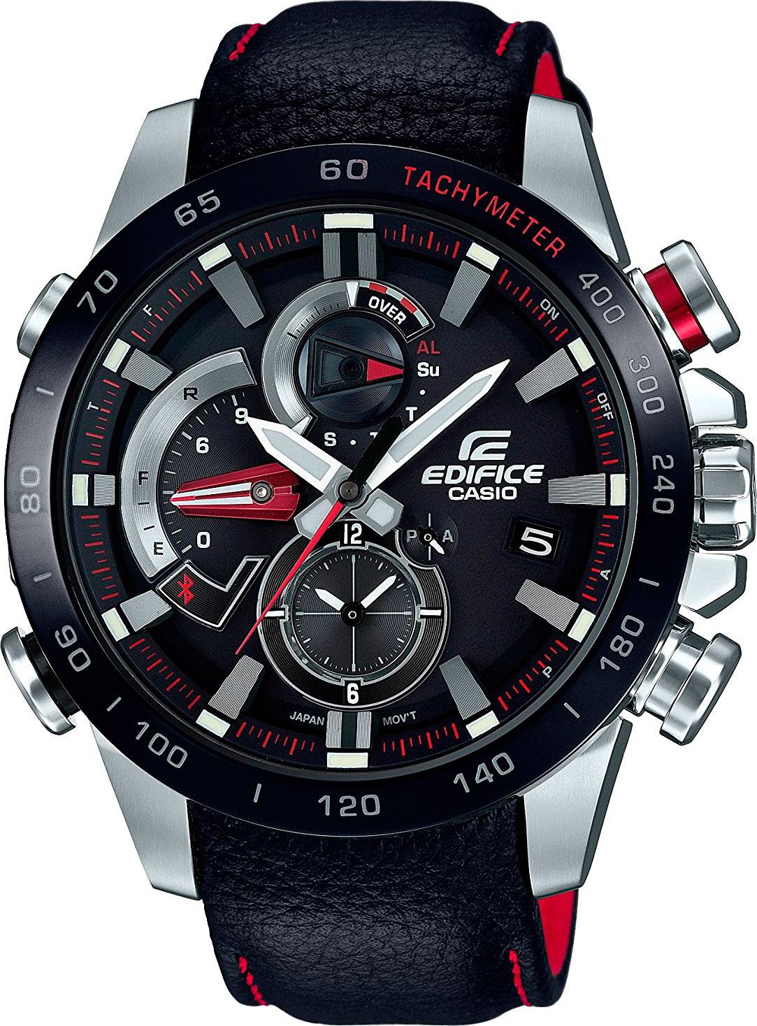 Купить Японские часы Casio Edifice EQB-800BL-1A