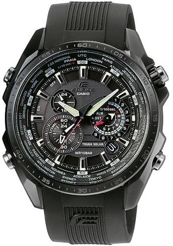 Японские часы Casio Edifice EQS-500C-1A1  - купить со скидкой