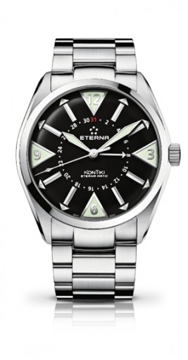 Eterna Kon-Tiki Four-Hands XXL 1595.41.41.0225