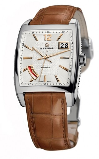 Eterna Madison Eight-Days 7720.41.13.1229