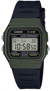 Casio Standard F-91WM-3A