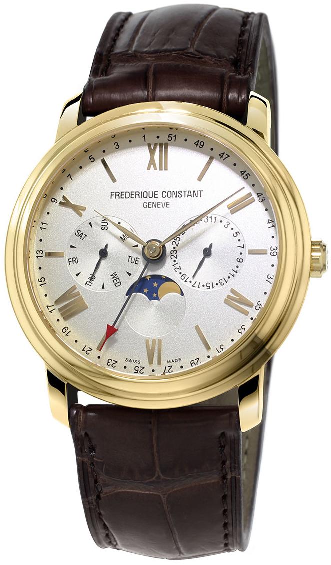 Frederique Constant Classics Business Timer FC-270SW4P5 от Frederique Constant