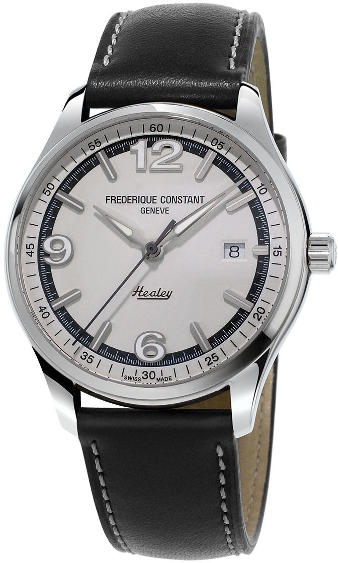Купить Швейцарские часы Frederique Constant Vintage Rally Healey Automatic FC-303WGH5B6