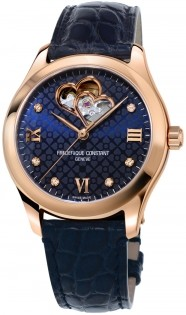 Frederique Constant Ladies Automatic Double Heart Beat  FC-310NDHB3B4