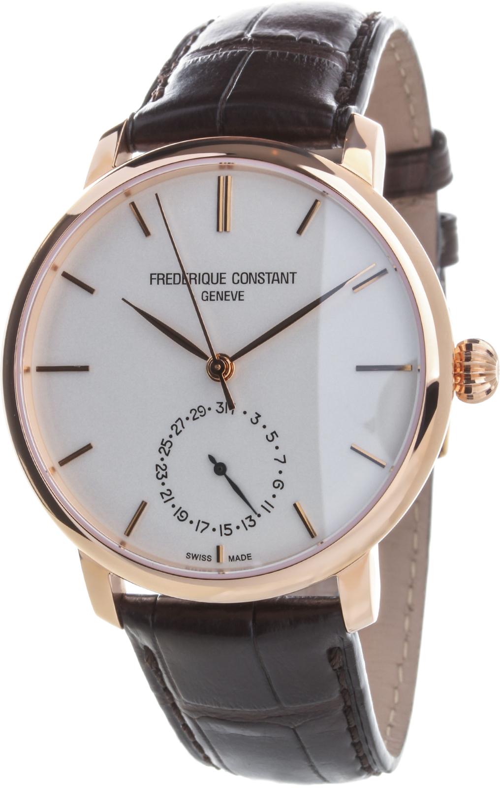 Frederique Constant Slim Line FC-710V4S4 от Frederique Constant