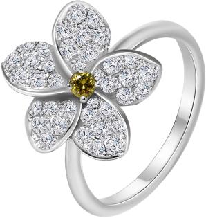 Кольцо Grand Maitre FLOWER.R.WD3