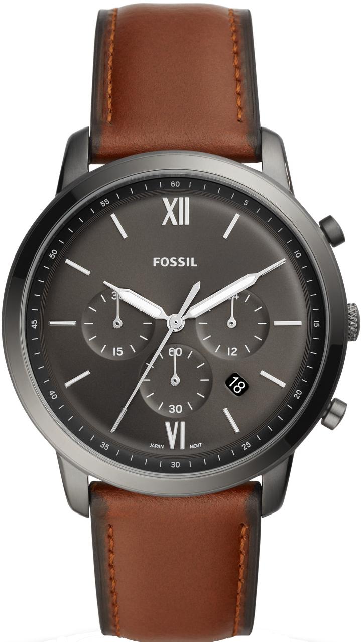 Купить Fossil Neutra Chronograph FS5512, Мужские, США