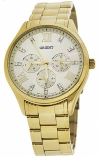 Orient Fashionable Quartz FUX01003S