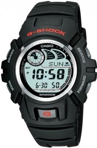 Casio G-shock G-2900F-1VНаручные часы<br>Японские часы Casio G-shock G-2900F-1V<br><br>Пол: Мужские<br>Страна-производитель: Япония<br>Механизм: Кварцевый<br>Материал корпуса: Пластик<br>Материал ремня/браслета: Каучук<br>Водозащита, диапазон: None<br>Стекло: Минеральное<br>Толщина корпуса: 16,5 мм<br>Стиль: None