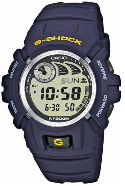 Casio G-shock G-Classic G-2900F-2VНаручные часы<br>Японские часы Casio G-shock G-Classic G-2900F-2V<br><br>Пол: Мужские<br>Страна-производитель: Япония<br>Механизм: Кварцевый<br>Материал корпуса: Сталь+пластик<br>Материал ремня/браслета: Каучук<br>Водозащита, диапазон: None<br>Стекло: Минеральное<br>Толщина корпуса: None<br>Стиль: None