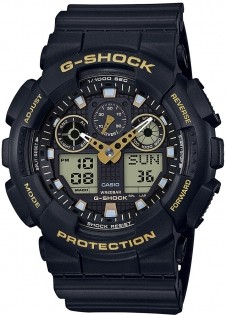 Casio G-shock GA-100GBX-1A9