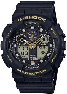 Casio G-shock GA-100GBX-1A9