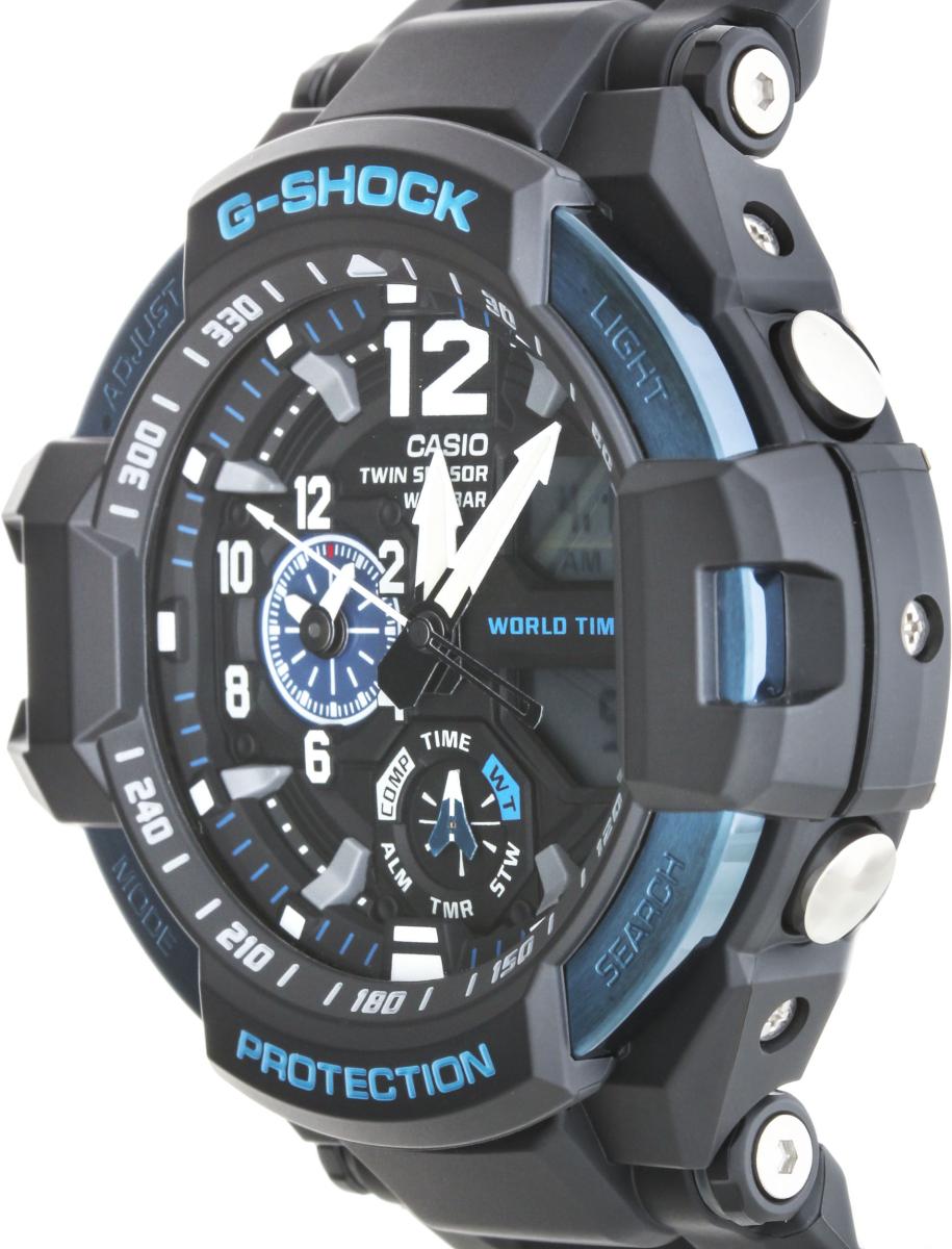 Casio G Shock Gravitymaster Ga 1100 2b 1a3