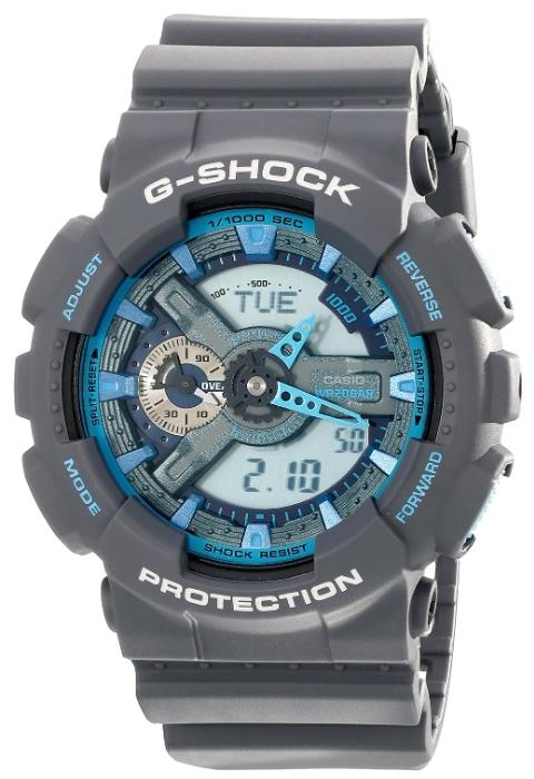 Casio G-shock GA-110TS-8A2Наручные часы<br>Японские часы Casio G-shock GA-110TS-8A2<br><br>Пол: Мужские<br>Страна-производитель: Япония<br>Механизм: Кварцевый<br>Материал корпуса: Пластик<br>Материал ремня/браслета: Каучук<br>Водозащита, диапазон: None<br>Стекло: Минеральное<br>Толщина корпуса: 16,9 мм<br>Стиль: None