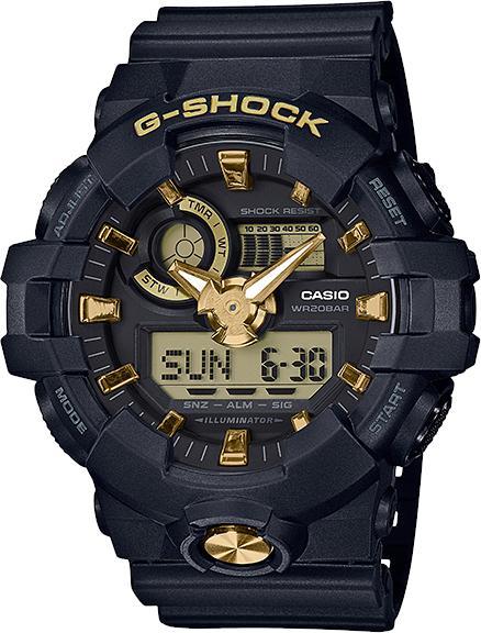 Купить Casio G-Shock GA-710B-1A9, Мужские, Япония