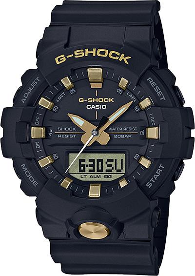 Купить Casio G-Shock GA-810B-1A9, Мужские, Япония