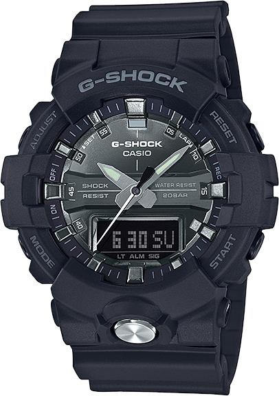 Купить Casio G-Shock GA-810MMA-1AER, Мужские, Япония