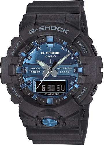 Купить Casio G-Shock GA-810MMB-1A2ER, Мужские, Япония