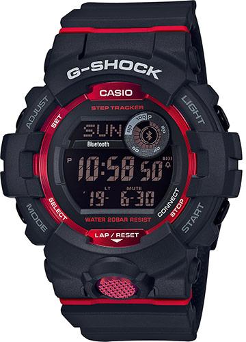 Casio G-Shock GBD-800-1ER, Мужские, Япония  - купить со скидкой