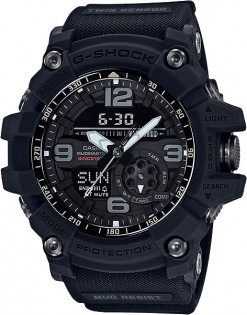 Casio G-shock Mudmaster Big Bang Black GG-1035A-1A